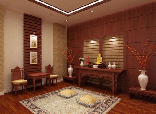 Bày trí các vật dụng trên bàn thờ Phật sao cho hợp phong thủy