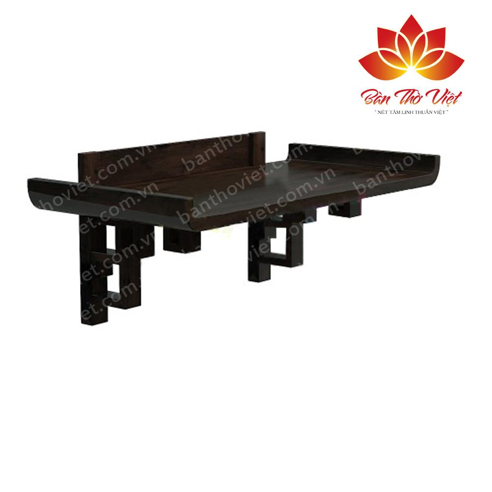 Những mẫu bàn thờ treo giá rẻ được nhiều gia đình sử dụng