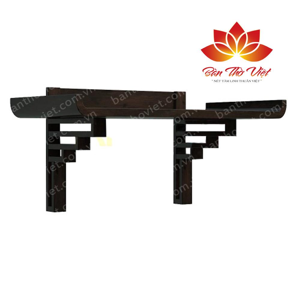 Một số mẫu bàn thờ treo tường Hót nhất năm 2019
