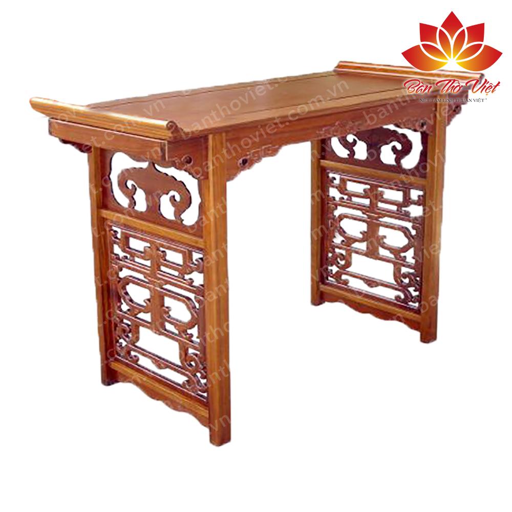 Một số mẫu bàn thờ gia tiên đẹp - Giá rẻ