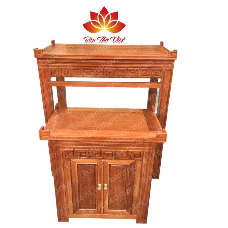 Những mẫu tủ thờ mini đẹp dành cho các căn hộ có diện tích nhỏ