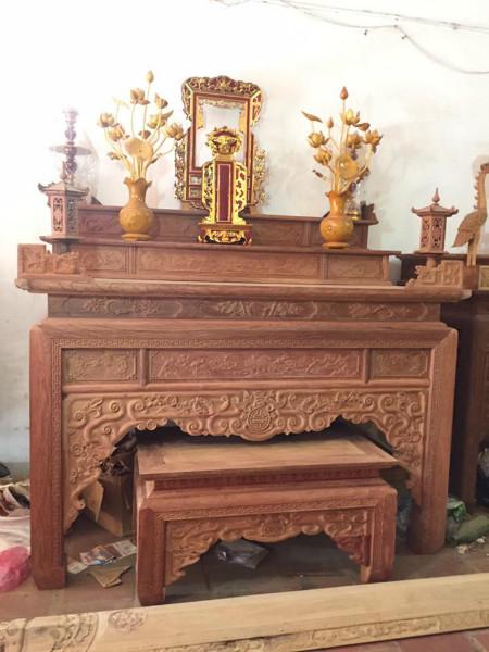 Một số mẫu tủ thờ 3 cấp đẹp giá rẻ