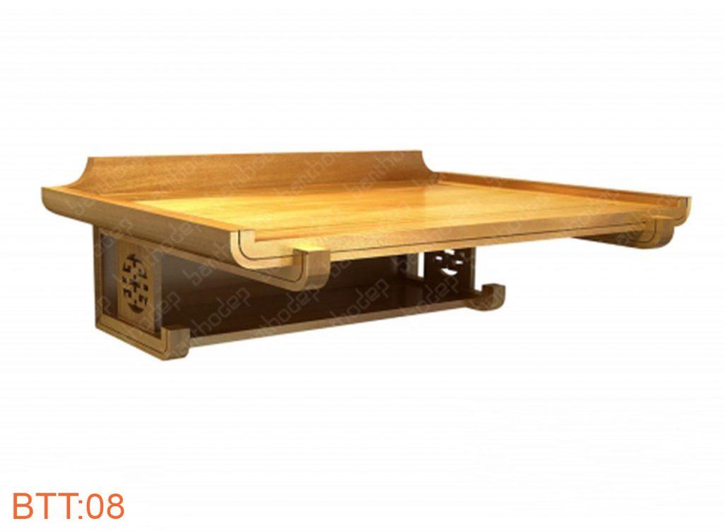 Mua bàn thờ treo tường ở đâu Hà Nội - Bàn thờ Việt