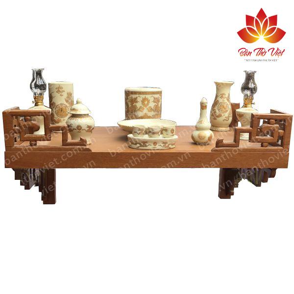 Địa chỉ uy tín tại Hà Nội để mua sản phẩm bàn thờ treo tường 3 tầng