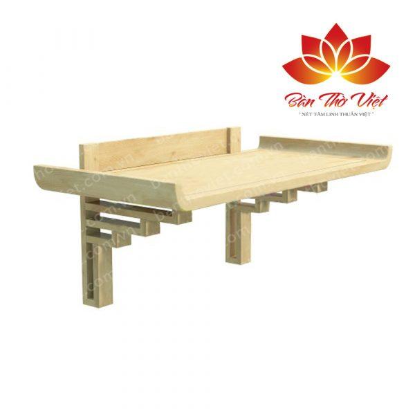Chất liệu sản xuất bàn thờ treo hiện đại đảm bảo cho chất lượng và thời gian sử dụng sản phẩm